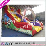 Populäres kommerzielles preiswertes riesiges aufblasbares Plättchen für Kinder