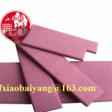 Tissu de tissu insonorisé Panneau de mur acoustique Panneau de décoration Panneau de carton