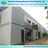 Modernos prefabricados modulares de bajo costo casas de contenedores