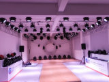Профессиональный многофункциональный свет РАВЕНСТВА конференции 84*3W СИД (P84-3-A)