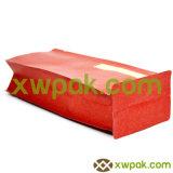 Bolso del empaquetado plástico de la categoría alimenticia para la carne de vaca Doypack desigual
