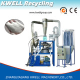 자동적인 PE/LDPE/LLDPE/PVC/Pet 플라스틱에게 Pulverizer 또는 Pulverizer Mill/PVC 분말 맷돌로 갈기