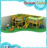 De gelukkige Speelplaats van de Peuter Playgroundr van de Wereld Binnen