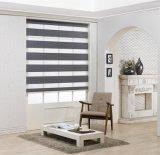 Máscaras do rolo de /Zebra das cortinas de rolo da zebra da noite do dia do indicador/cortinas Home internas novas da zebra