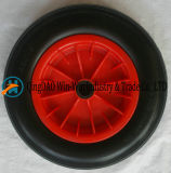 3.50-8/350-8 Rotella della gomma piuma dell'unità di elaborazione di standard europeo