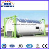 高品質20feet 21.7cbmのガスの貯蔵タンク