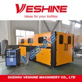 Máquina que sopla de la pequeña del agua mineral botella plástica automática del animal doméstico