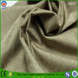 Inicio textil tejido de poliéster impermeable de la tela retardante de llama de la cortina del apagón de la tela de la cortina de ventana