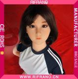Geschlechts-Produkt-reales Silikon-Minigeschlechts-Puppen