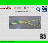 Imbracature di sollevamento a tre strati della tessitura En1492-1 (TS-W03-05)