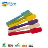 Het verschillende Botermesje van het Silicone van de Kleur/het BoterMes van de Kaas van de Snijder