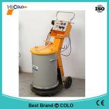 Canon électrostatique de peinture de poudre avec le distributeur 50L