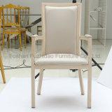 Silla de la sala de estar de los muebles del modelo nuevo con los apoyabrazos