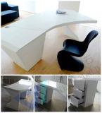 Mesa de escritório moderna da estação de trabalho do projeto luxuoso para a tabela de Coumputer da equipe de funcionários
