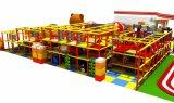 Tipo do campo de jogos e campo de jogos internos do material de Acciaio E Plastica