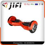 Uno mismo elegante de dos ruedas que vuela que balancea la vespa eléctrica de la movilidad