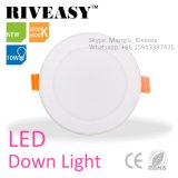 10W Aliuminum LED Downlight integrado
