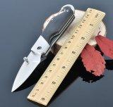 屋外の折るナイフの上昇の存続のキャンプの折られたナイフ