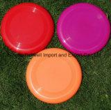 Disco di plastica del Frisbee di volo di colore differente per il cane