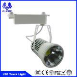 Lumière neuve d'endroit de piste de l'économie d'énergie 80% 3-30W DEL de piste d'éclairage de modèle