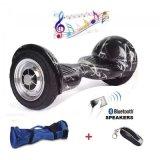 Hoverboard 10 дюймов с автомобилем баланса самоката собственной личности Bluetooth балансируя