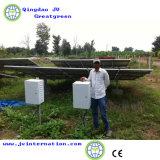 Bomba solar del uso 1kw-10kw de la agricultura