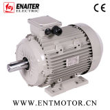 Asynchroner elektrischer Motor des AL Gehäuse-IE2