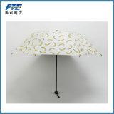 Изготовленный на заказ зонтик плодоовощ напечатанный логосом складывая