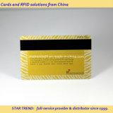 Het winkelen Kaart van pvc met Magnetische Streep (ISO7811 die) wordt gemaakt