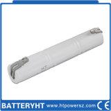 Batería recargable de litio LiFePO4 / Ni-CD para iluminación de emergencia con alta temperatura