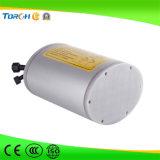 batteria di ione di litio di 12V 60ah per la lampada di via