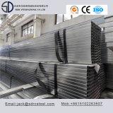 Tubulação de aço quadrada Pre-Galvanizada Ss330 de ERW