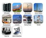 Qualitäts-Spitzenverkaufs-Solarbatterie 12V200ah
