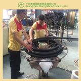 Fil d'acier tressé/boyau en caoutchouc hydraulique de spirale
