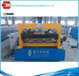Máquina formadora de rolo de placa de suporte de piso