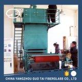 Tela revestida da fibra de vidro do Vermiculite à prova de fogo resistente ao calor de alta temperatura