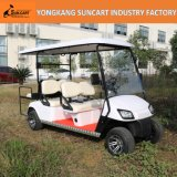 最近電気6人の乗客のゴルフカート、観光のゴルフカート、販売のための安いゴルフカート