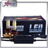 最上質LED車のヘッドライト50W 6500k LEDのヘッドライトの変換キットの自動ヘッドライトKitk、H4、H7