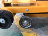 아스팔트 도로 절단기 기계, 구체적인 절단기는, 이동할 수 있는 콘크리트 절단기를 보았다