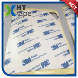 Nastro adesivo libero trasparente a doppia faccia termoresistente polivalente