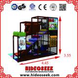 Apparatuur van de Speelplaats van de Stijl van Kfc de Binnen voor Kinderen