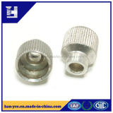 Sujetador de aluminio del paso de progresión del OEM para las piezas de automóvil