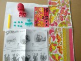 Jouets de papier des gosses DIY pour l'Animal-Guindineau
