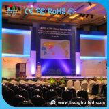 HD P4 farbenreicher Innen-LED-Mietbildschirm für Hotel