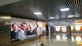 Écran visuel d'intérieur de l'Afficheur LED P6 d'Abt pour la publicité