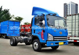 4X4 4X4 트럭 포좌를 가진 가벼운 덤프 트럭