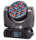 36PCS 3W RGBW LED Träger-bewegliches Hauptlicht
