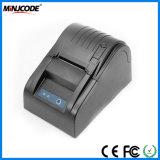 Operación fácil de la impresora térmica de la fuente de la fábrica, impresora vendedora caliente de la posición de 58m m, impresora térmica Mj5890