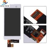 Экран касания индикации LCD сотового телефона для замены агрегата Сони M5