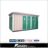 630kVA het elektro Geprefabriceerde Hulpkantoor van de Transformatoren van de Apparatuur van de Distributie van de Macht